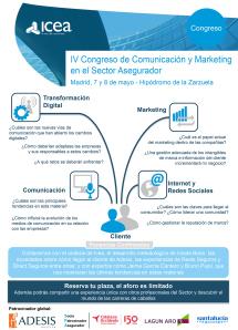 Congreso de Comunicación y Marketing en el Sector Asegurador